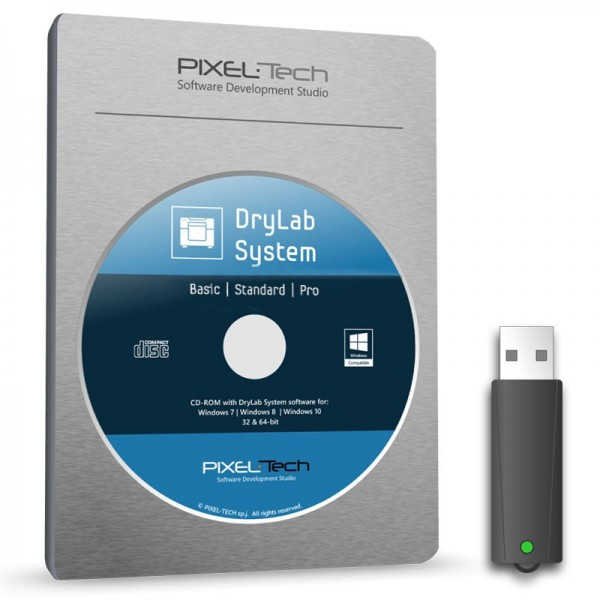 PixelTech DryLab Systems 6 - Basic - Lejupielāde