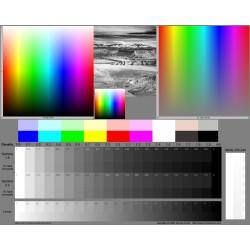 ICC RGB krāsu profila izgatavošana, printera kalibrēšana