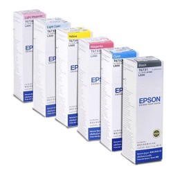 EPSON L800 tintes pudele 70ml