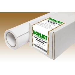 BONJET Smooth Kanvas audekls 395g/m2