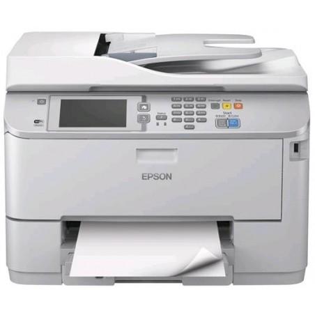 EPSON WorkForce Pro WF-M5690DWF melnbaltais printeris
