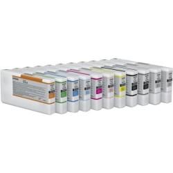 EPSON Stylus Pro 4900 tintes kārtridžs kasetne 200ml
