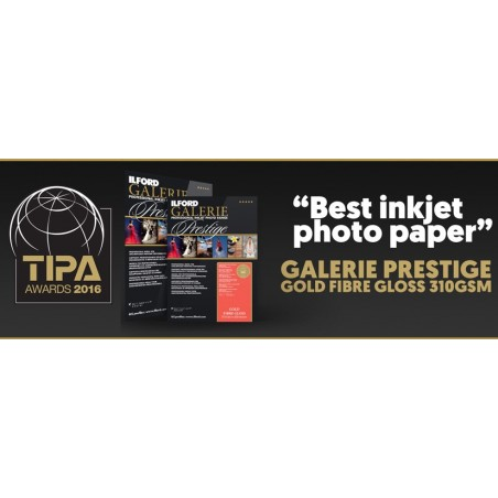 ILFORD GALERIE Prestige Gold Fibre Gloss 310gsm