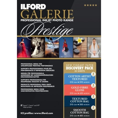 ILFORD GALERIE Prestige Discovery packs