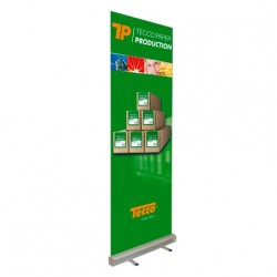 TECCO Production Roll-Up PET220 270gsm