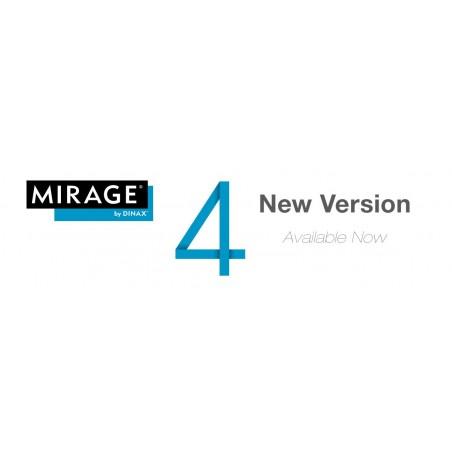 Mirage upgrade Master edition v3 to v4 Epson