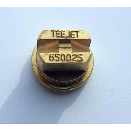 SCHULZE PRETREATmaker nozzle I,II,III,IV TeeJet 650025