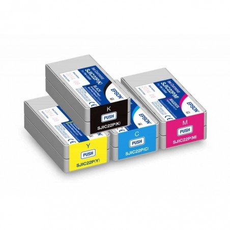 JIC22P: Ink cartridge for TM-C3500