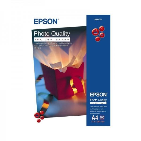 EPSON Photo Quality Inkjet Paper A4 (100 loksnes)
