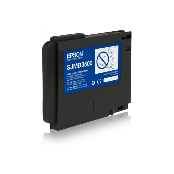 SJMB3500: EPSON Maintenance box for ColorWorks C3500 series