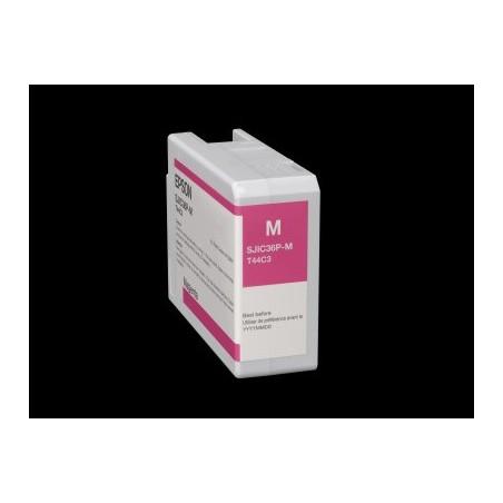 Epson Ink cartridge for ColorWorks C6000/C6500 (SJIC36P) C13T44CXX
